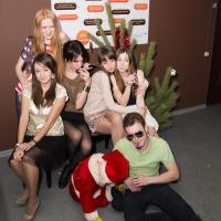 Новый Год 2013 в баре на Московском